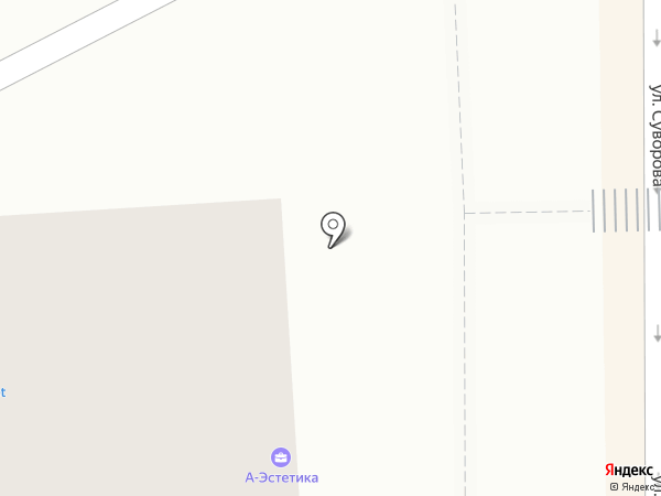 Студия интерьера на карте Магнитогорска