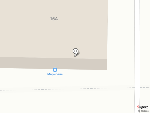 Мебельный салон на карте Магнитогорска