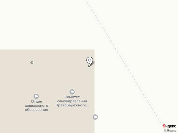 Управление образования Администрации г. Магнитогорска на карте Магнитогорска