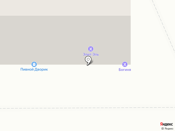 Элит-Эль на карте Магнитогорска