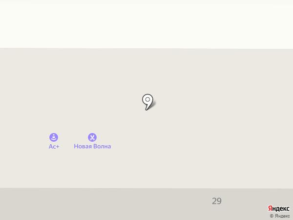 Автосервис ПМ, ЗАО на карте Магнитогорска