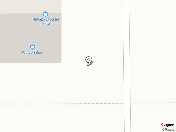 Хмель и солод на карте Магнитогорска