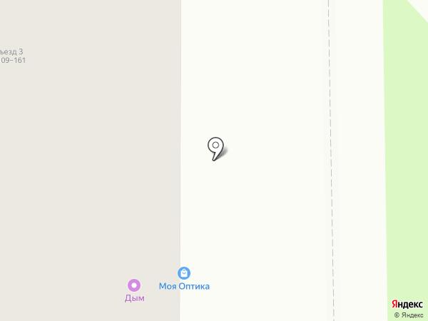 Гефест на карте Магнитогорска