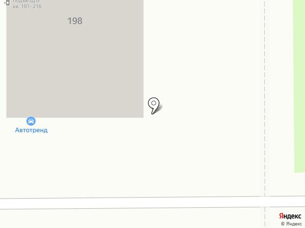 PaperHouse на карте Магнитогорска