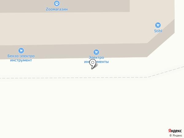Торговая компания на карте Магнитогорска