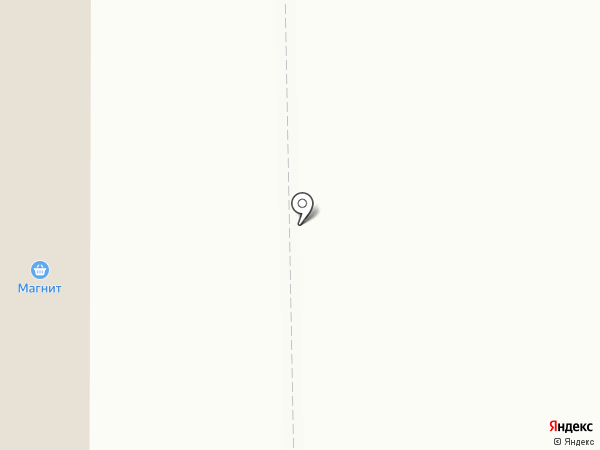 Косарев и К на карте Магнитогорска