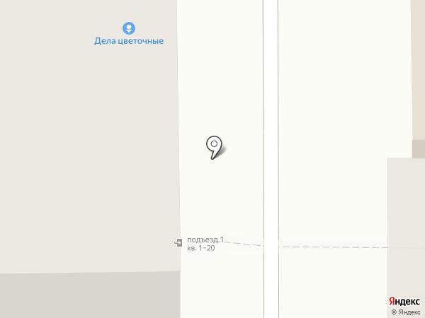 Ника на карте Магнитогорска