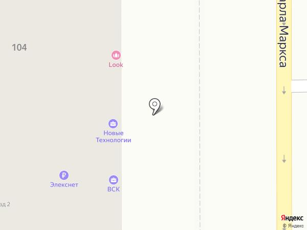 ОАС на карте Магнитогорска