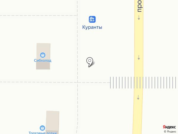 Русский холод на карте Магнитогорска