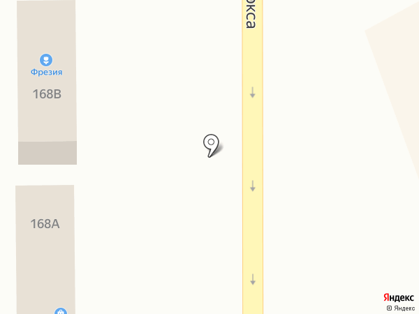 ТАБАК-СЕРВИС на карте Магнитогорска