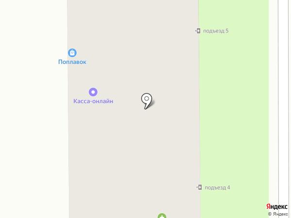 Фианит-Ломбард на карте Магнитогорска