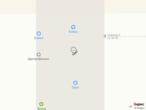 Ломбард Центральный на карте Магнитогорска