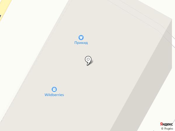 Мастерская по ремонту одежды на карте Магнитогорска