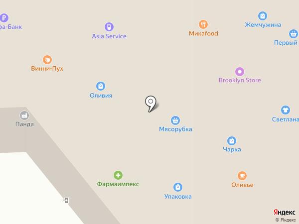 Служба аварийного вскрытия замков на карте Магнитогорска