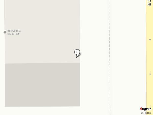 ЖЭУ №5 на карте Магнитогорска