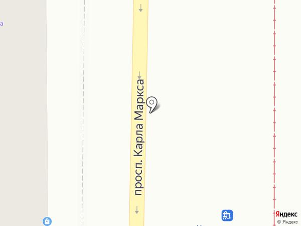 МагЗайм на карте Магнитогорска