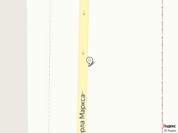 ИНТИМ на карте Магнитогорска
