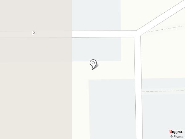 Родник на карте Магнитогорска