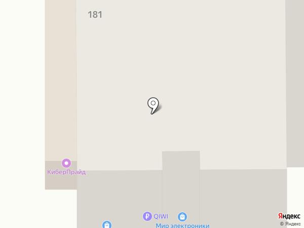 Сбербанк, ПАО на карте Магнитогорска