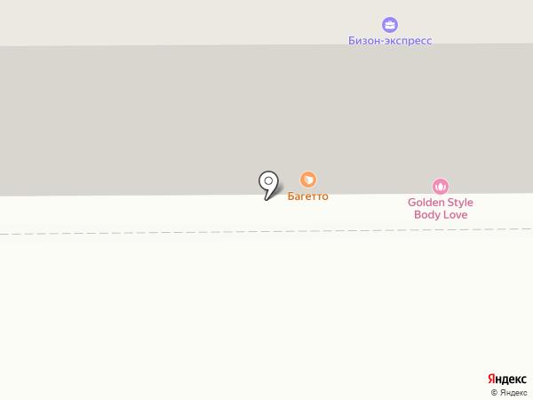 Ларец на карте Магнитогорска