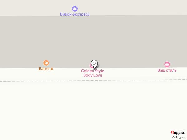 АртВитраж на карте Магнитогорска