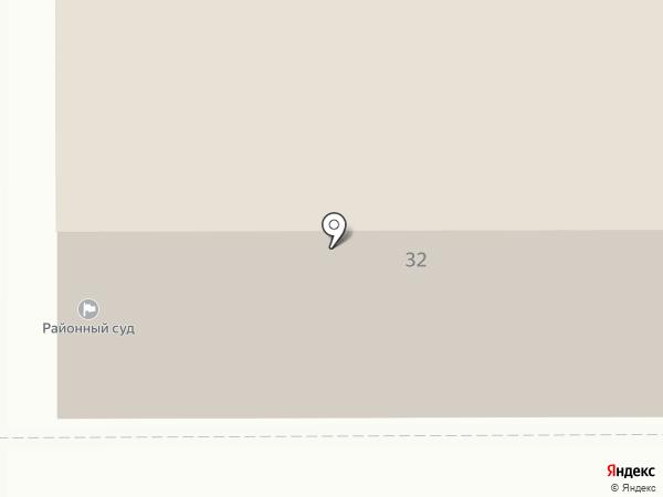 Магнитогорский гарнизонный военный суд на карте Магнитогорска