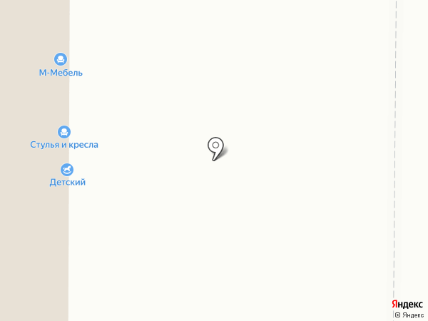 Магазин детской обуви на карте Магнитогорска