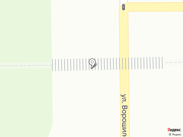 Первый Аккумуляторный на карте Магнитогорска