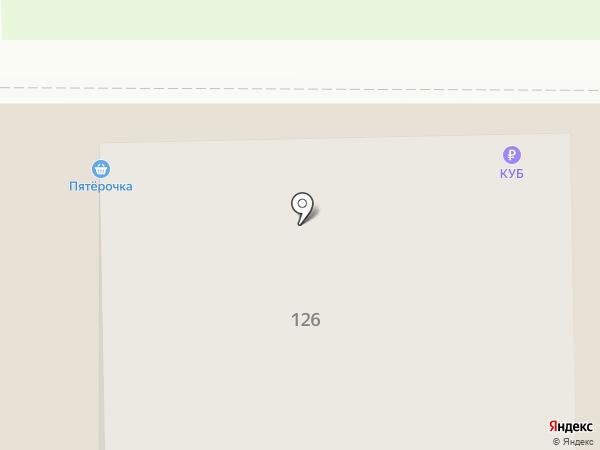 Банкомат, АКБ Челиндбанк, ПАО на карте Магнитогорска