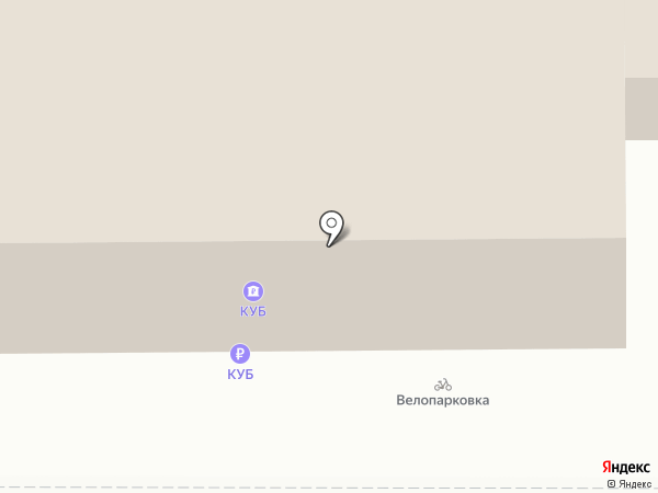 Платежный терминал, Кредит Урал банк на карте Магнитогорска