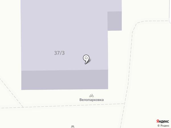 Участковый пункт полиции на карте Магнитогорска