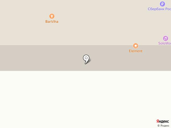 ЯБ`ВДУЛ на карте Магнитогорска