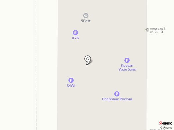 VinoteKoff на карте Магнитогорска