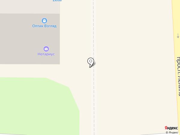 Бюро переводов на карте Магнитогорска