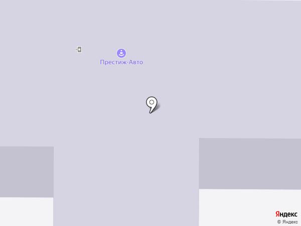 Отличник на карте Магнитогорска