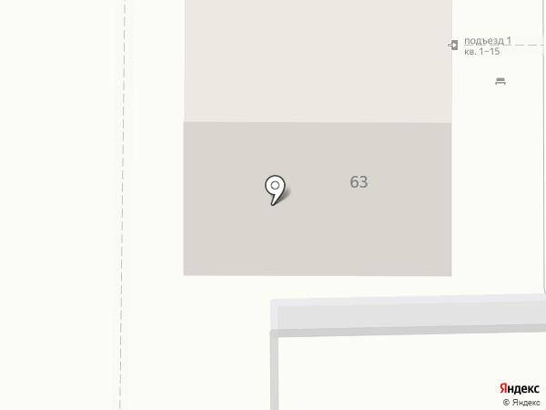 Шафран на карте Магнитогорска