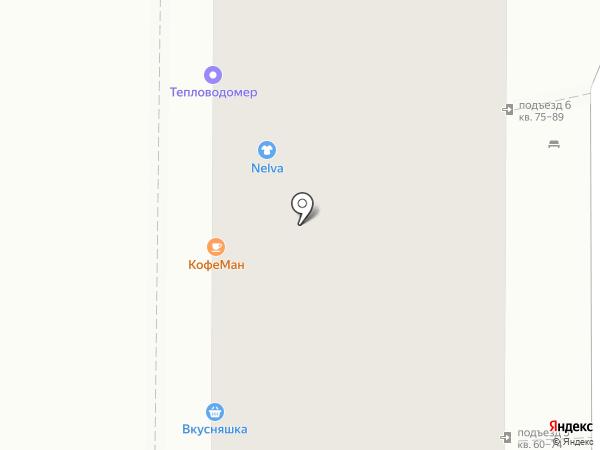 АЛЬЯНС-М на карте Магнитогорска