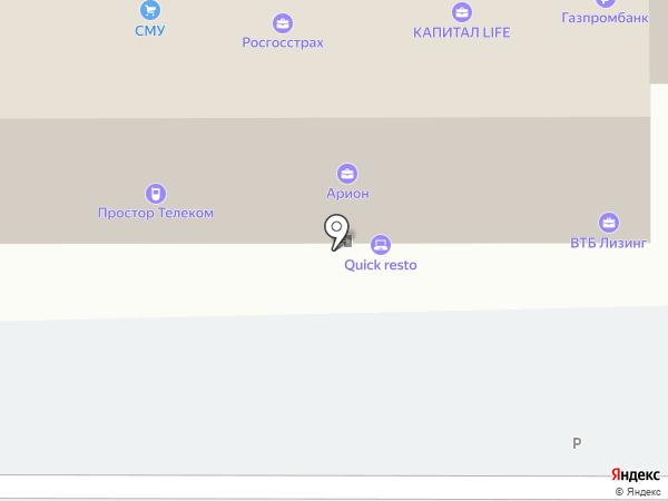 Платежный терминал, АИБ Челябинвестбанк, ПАО на карте Магнитогорска