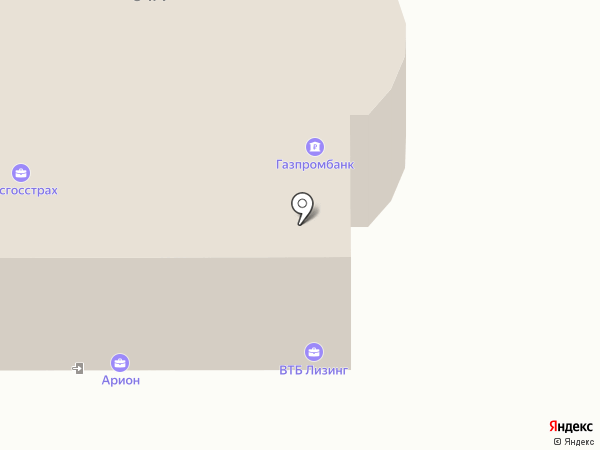 Новатек на карте Магнитогорска