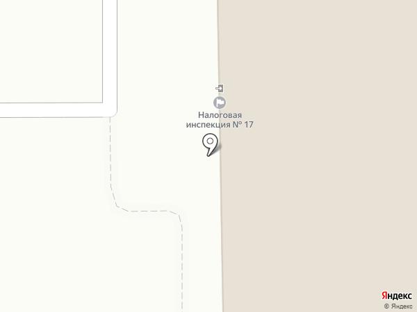 Налог-Сервис, ФКУ на карте Магнитогорска