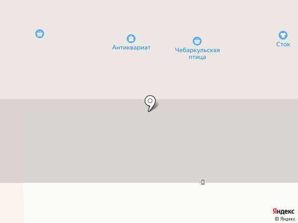 Разливное на карте Магнитогорска