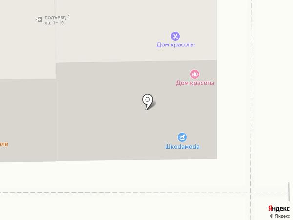 Olya Pershina на карте Магнитогорска