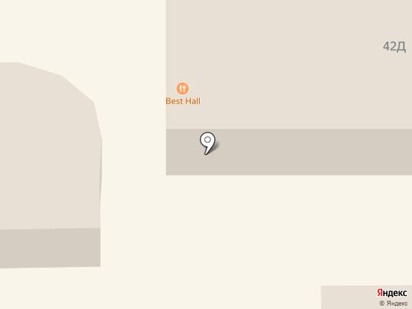 Банкомат, Бинбанк, ПАО на карте Магнитогорска