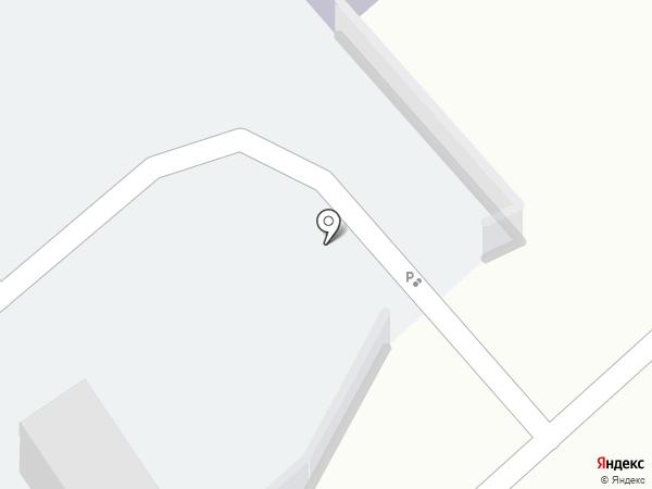 Динамо, МОУ на карте Магнитогорска