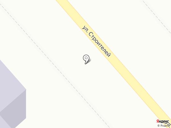 Динамо на карте Магнитогорска