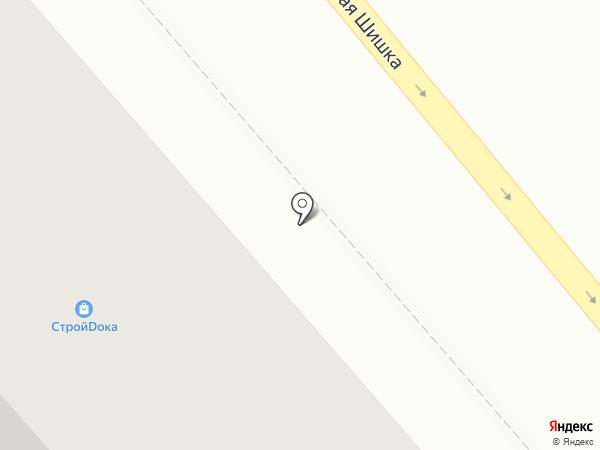 СтройДока на карте Магнитогорска