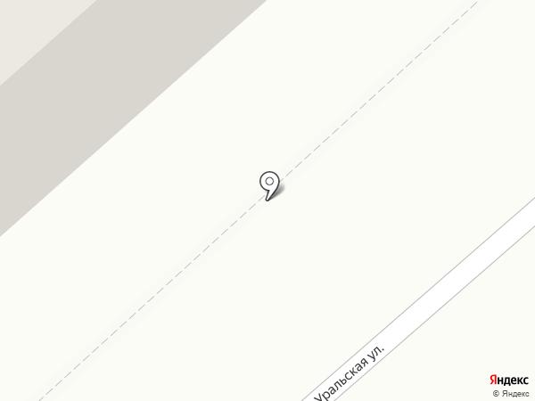 Отделение лицензионно-разрешительной работы УМВД России по г. Магнитогорску Челябинской области на карте Магнитогорска