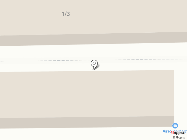 Автоальянс на карте Магнитогорска