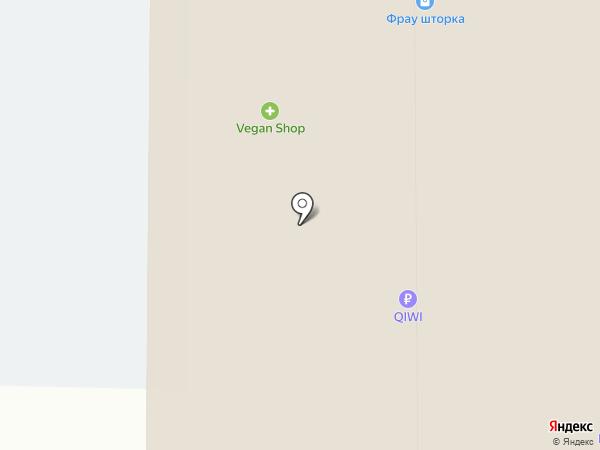 СПЕКТР на карте Магнитогорска