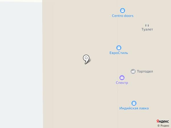 ДоброСтрой на карте Магнитогорска